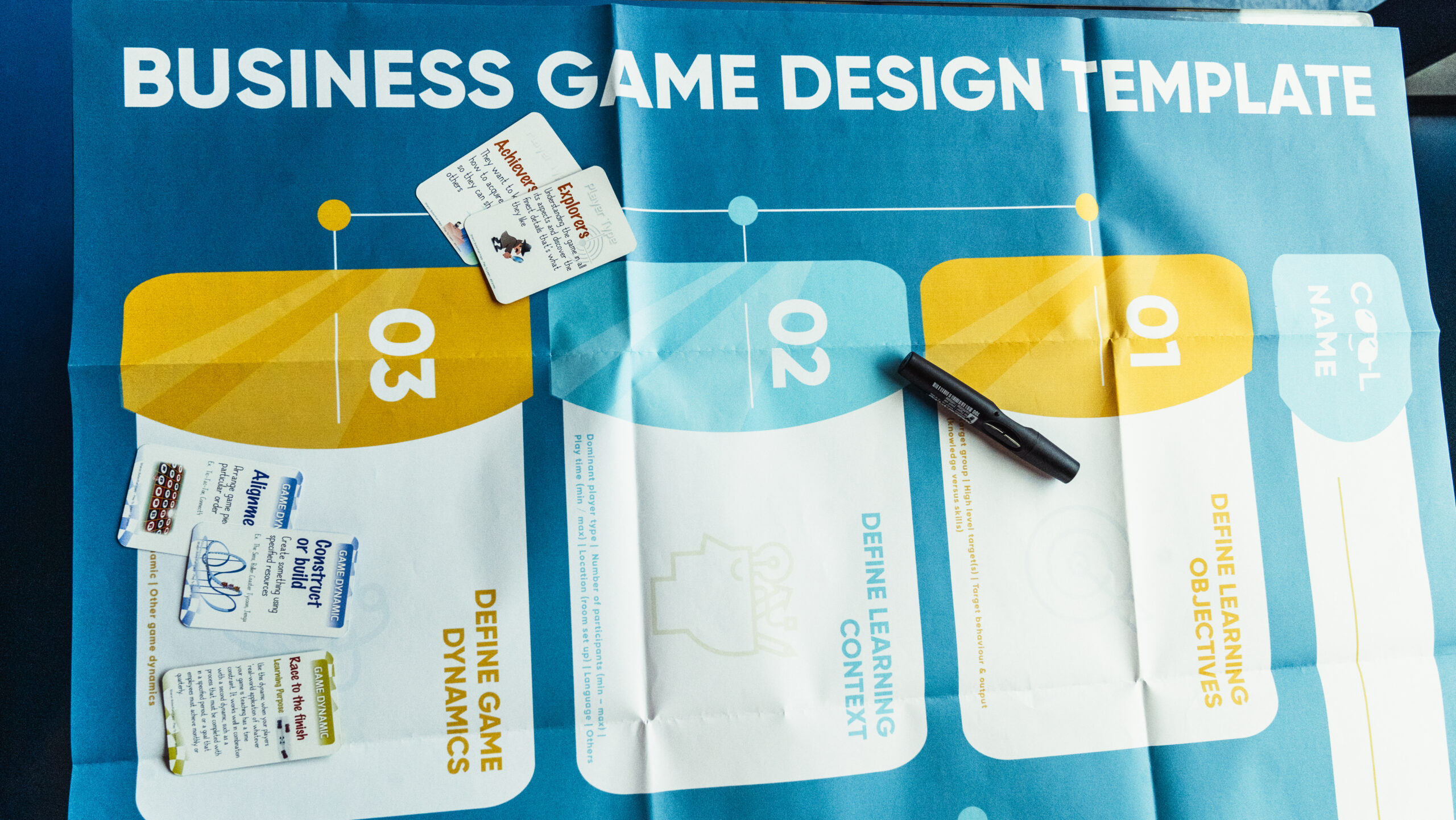Masterclass Business Game Designer
